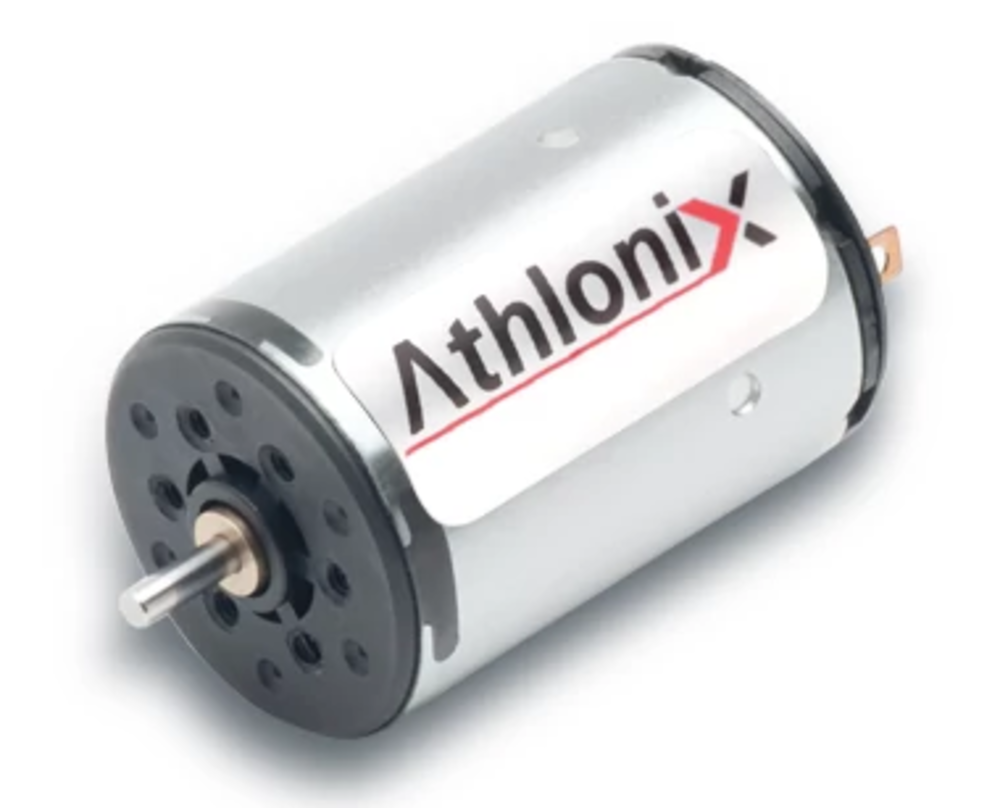 22DCP Athlonix - Precious Metal Brush DC Motor