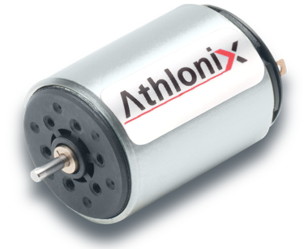 24DCT Athlonix - Precious Metal Brush DC Motor