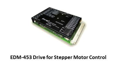 EDM-453 Drive for Stepper Motor Control